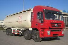 豫新牌XX5316GFLA4型低密度粉粒物料运输车图片