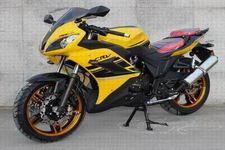 天禧牌TX150-4型两轮摩托车图片