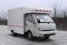 国五福田小卡售货车带吧台外接电源流动餐车的报价