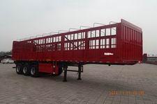 德帅牌DSP9401CCY型仓栅式运输半挂车图片