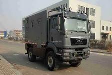 阿莫迪罗牌ARM5090XLJ型旅居车图片