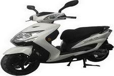 古思特牌GST50QT-11A型两轮轻便摩托车图片