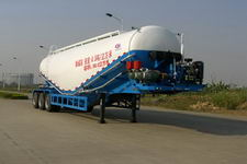 程力威牌CLW9400GFL型粉粒物料运输半挂车