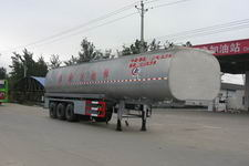 程力威10.6米30吨3轴鲜奶运输半挂车(CLW9401GNY)