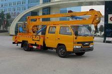 程力威牌CLW5050JGKJ4型高空作业车