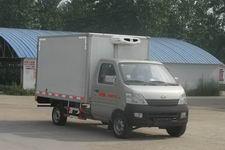 長安2.55米小型冷藏車