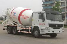 程力威牌CLW5250GJBZ4型混凝土搅拌运输车
