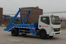 程力威牌CLW5070ZBS4型摆臂式垃圾车
