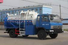 程力威牌CLW5120TCAT4型餐厨垃圾车