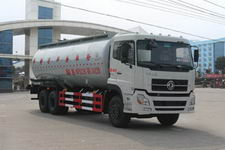 CLW5250GFLD4型程力威牌低密度粉粒物料运输车图片