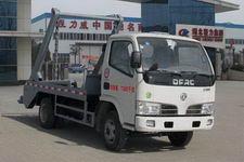 程力威牌CLW5070ZBSD4型摆臂式垃圾车