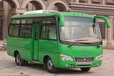 长鹿牌HB6609B型客车