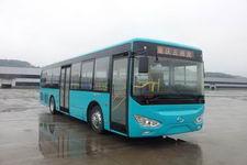 10.5米|24-40座五洲龙混合动力城市客车(WZL6102PHEVDEG4)