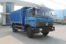 程力威牌CLW5161ZLJT4型自卸式垃圾车