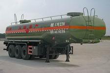 程力威11.5米32.5噸3軸易燃液體罐式運輸半掛車(CLW9403GRYA1)