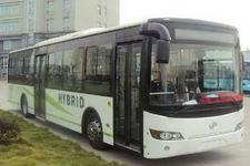 12米南车混合动力城市客车