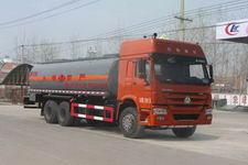 程力威牌CLW5250GRYZ4型易燃液体罐式运输车