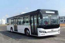 10.6米 10-46座象混合动力城市客车(SXC6110GSHEV)