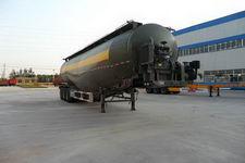 大翔12.5米28.2吨3轴下灰半挂车(STM9404GXH)