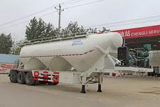 程力威牌CLW9403GFL型中密度粉粒物料运输半挂车