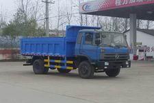 程力威牌CLW5161XTYT4型密闭式桶装垃圾车