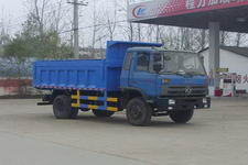 CLW5161XTYT4型程力威牌密闭式桶装垃圾车图片