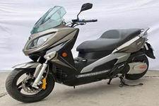 三铃牌SL350T型两轮摩托车