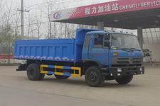 程力威牌CLW5160XTYT4型密闭式桶装垃圾车