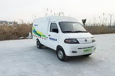 达福迪牌JAX5021XXYBEVF216LB15M2X2型纯电动厢式运输车图片