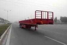 龙亿达12米32.5吨3轴自卸半挂车(CYL9401ZZX)