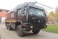 天河牌LLX5240GFB70型防暴水罐车图片