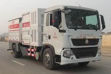 西筑牌ZXZ5161TYH型路面养护车