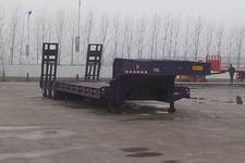 坤博13.9米28吨6轴低平板半挂车(LKB9400TDPXZ)