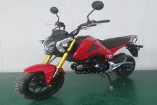 本菱牌HL125-5A型两轮摩托车