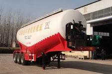 粱锋9.5米31.2吨3轴下灰半挂车(LYL9404GXH)