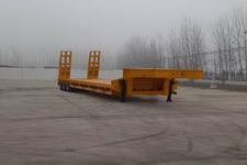 坤博15米27吨6轴低平板半挂车(LKB9401TDPXZ)