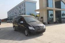 程力威牌CLW5030XSW型商务车