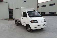 达福迪牌JAX5021XXYBEVF216LB15M2X1型纯电动厢式运输车图片