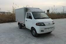 达福迪牌JAX5021XXYBEVF216LB15M2X1型纯电动厢式运输车图片2