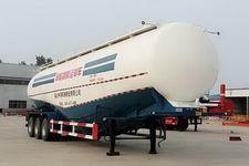 沃顺达13米28吨3轴低密度粉粒物料运输半挂车(DR9400GFL)