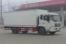 程力威牌CLW5130XWTD4型舞台车