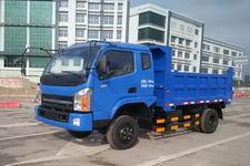 钦机牌QJ5820PDS型自卸低速货车