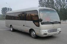 7.5米舒驰YTK6750EV纯电动客车