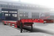 金君卫15米30.4吨其它低平板半挂车(HJF9401TDP)