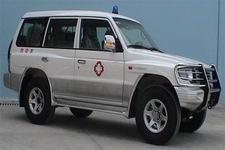 猎豹牌CFA5024XFYA型防疫车图片