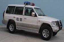 猎豹牌CFA5029XQCA型囚车图片