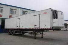 国道12.9米18.8吨2轴冷藏半挂车(JG9280XLC)