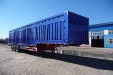 北方牌HHL9405XXY型厢式运输半挂车图片