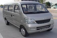长安牌SC6399GVCNG型两用燃料客车图片