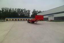 华鲁业兴12.5米31.5吨3轴平板自卸半挂车(HYX9401ZZXP)